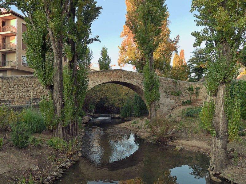 Puente Medieval en Aranda de Duero