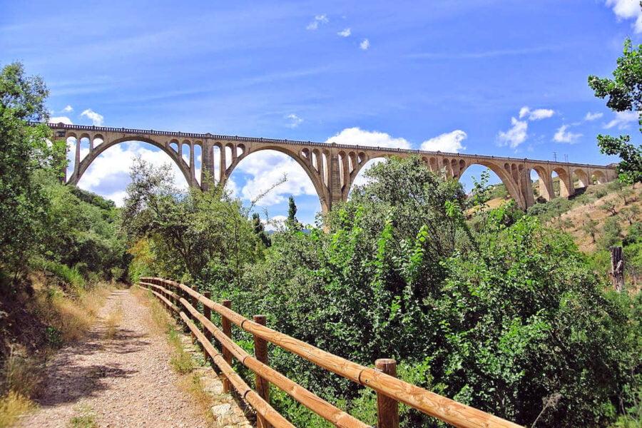 Puente en Guadalupe