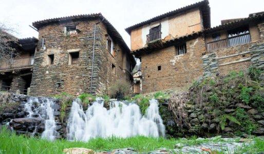 ROBLEDILLO DE GATA-Pueblo de Cáceres
