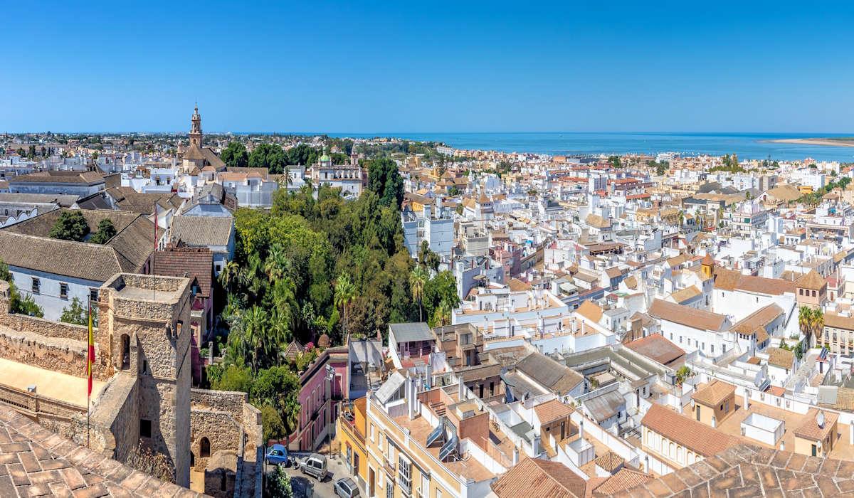 SANLÚCAR DE BARRAMEDA-Pueblo de Cádiz