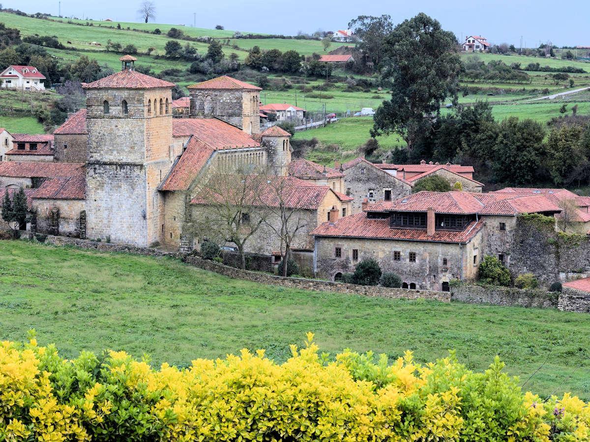 SANTILLANA DEL MAR-Pueblo de Cantabria