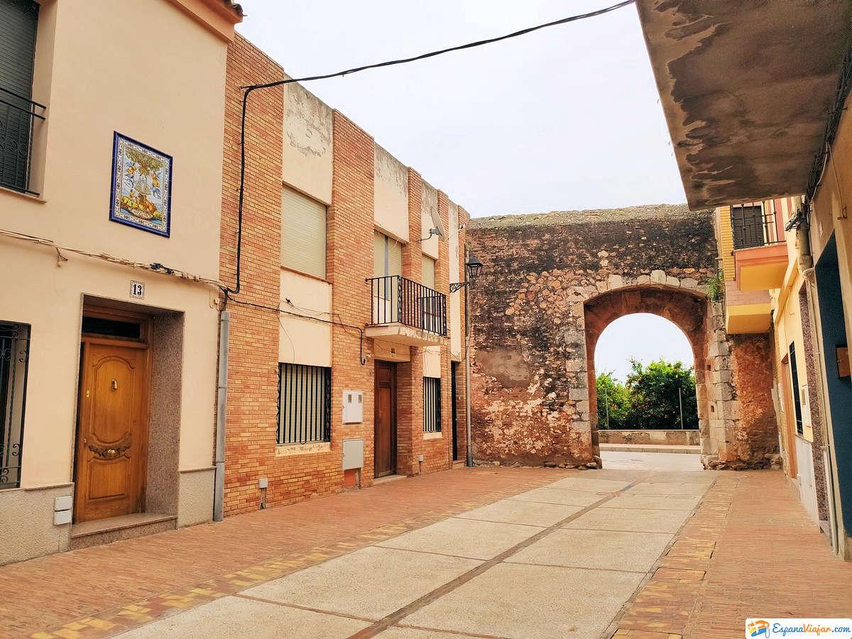 calles-poblado-amurallado-de-mascarell-castellón