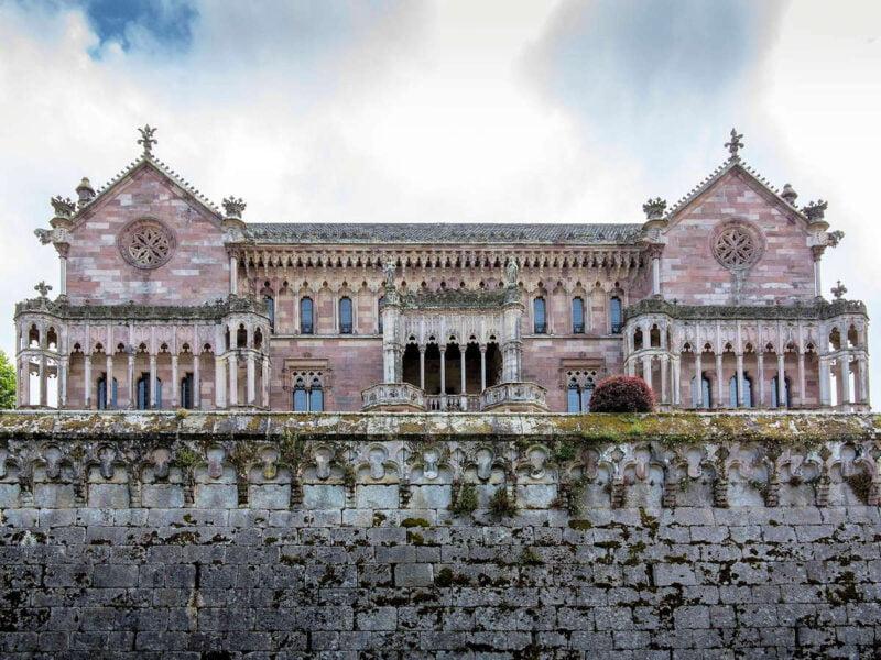 Visita el Palacio de Sobrellano