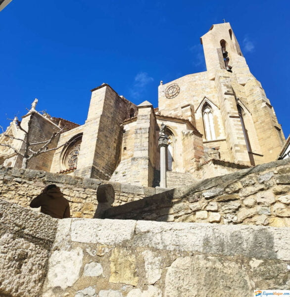 Visitar Morella