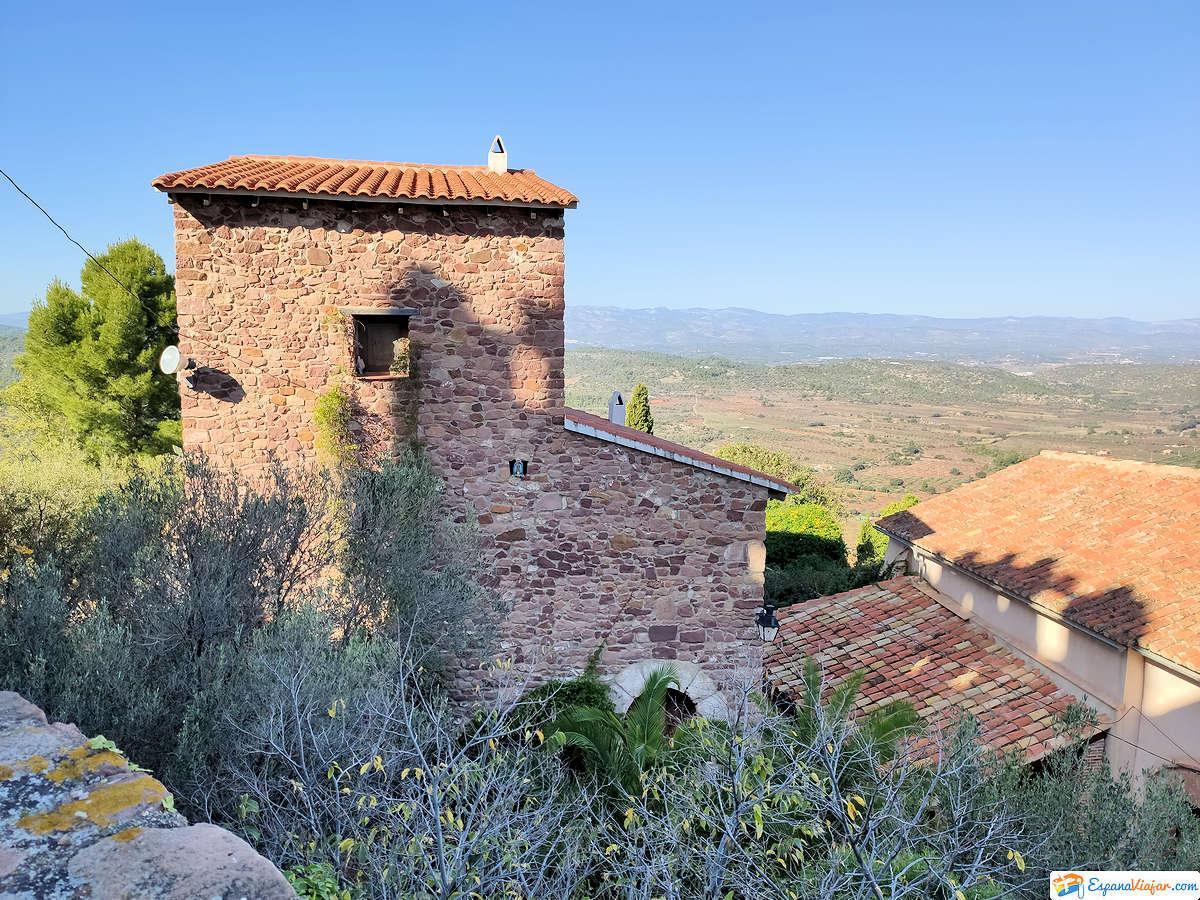 Visitar Vilafamés pueblo más de Castellón
