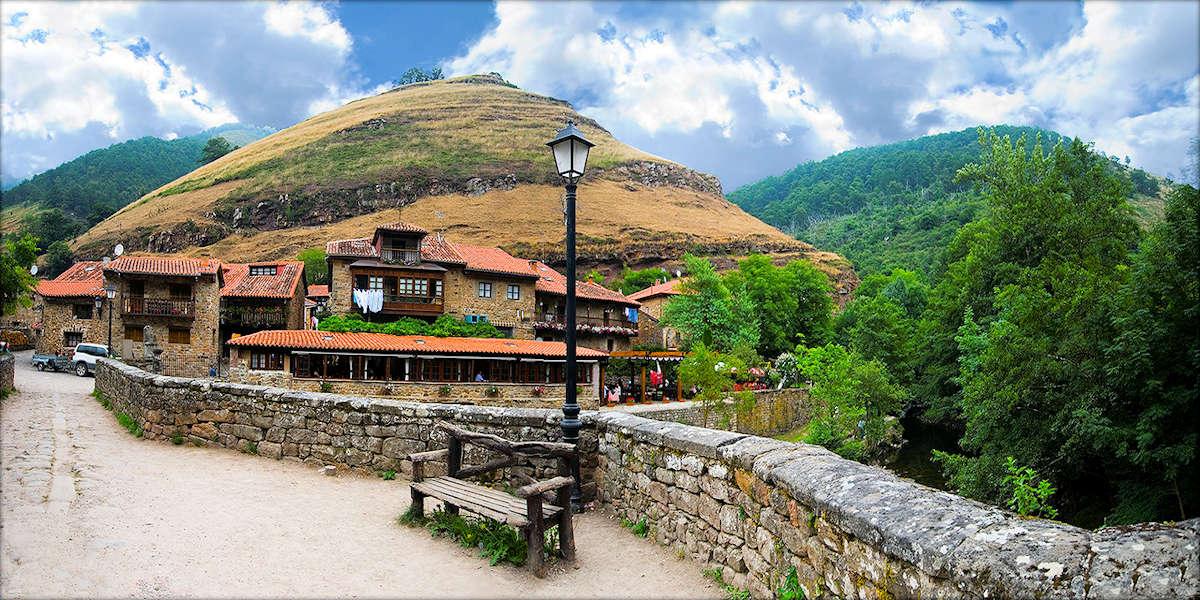 poblado-bárcena-mayor-en-cantabria