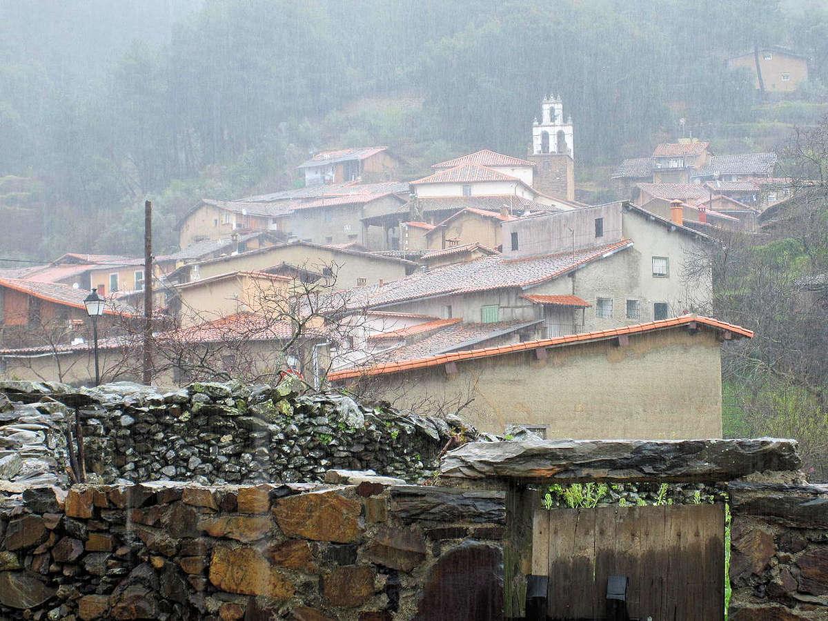 🥇ROBLEDILLO DE GATA » Un singular pueblo de la comunidad extremeña