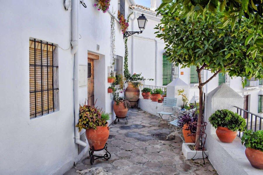 Zuheros pueblo blanco de Córdoba