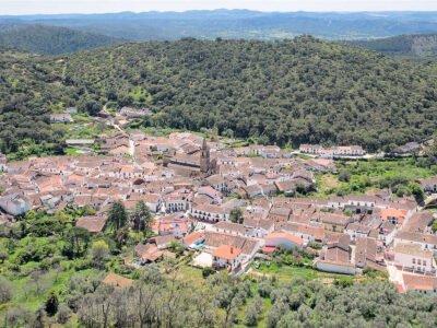 ALÁJAR-Pueblo de Huelva