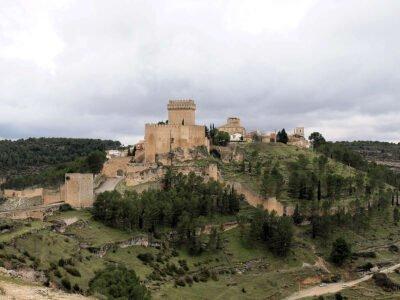 ALARCÓN-Pueblo de Cuenca
