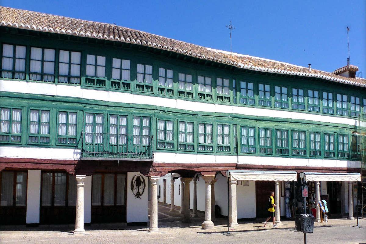 ALMAGRO-Pueblo de Ciudad Real