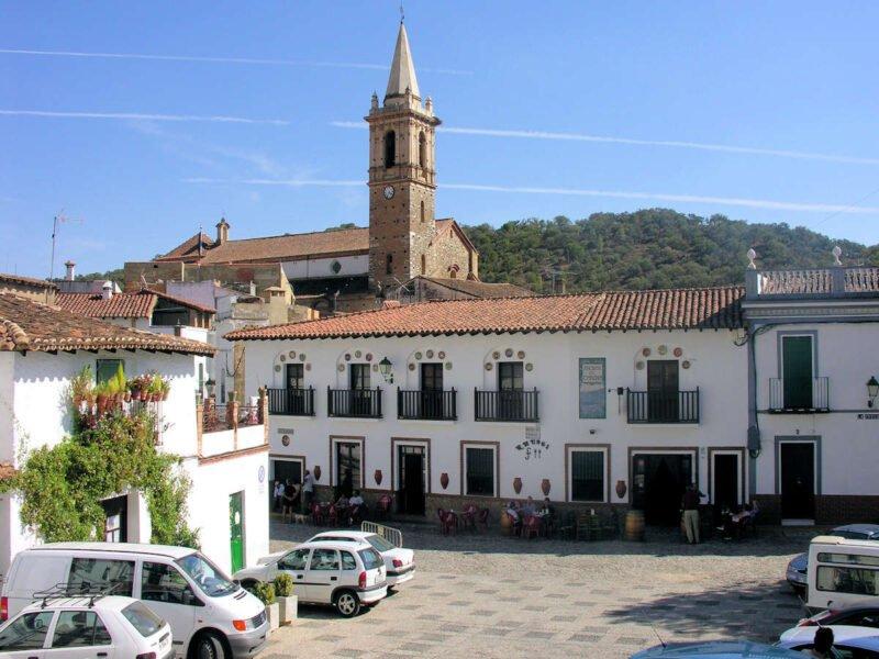 Alájar en Huelva
