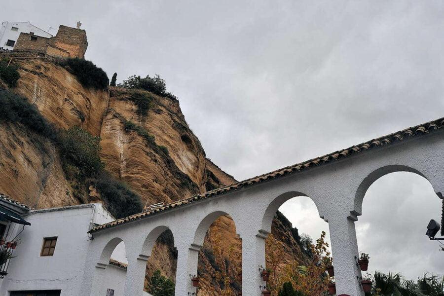 Arcos en Iznájar
