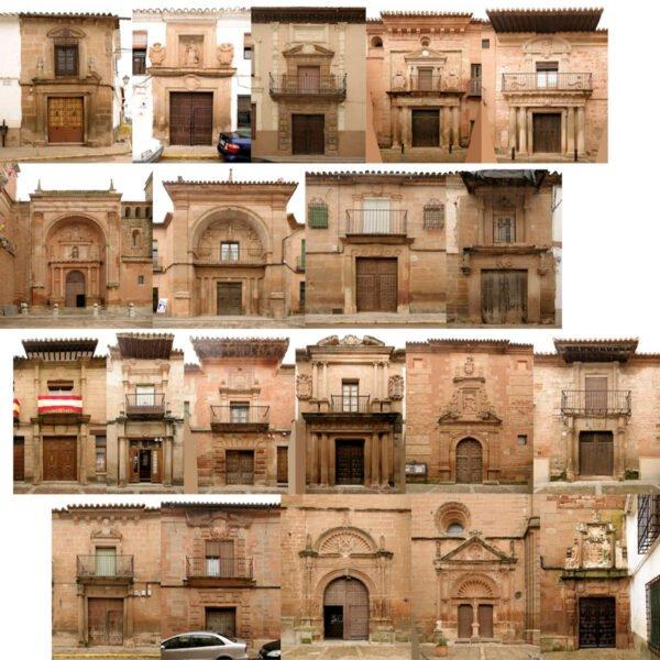 Arquitectura de Villanueva de los Infantes