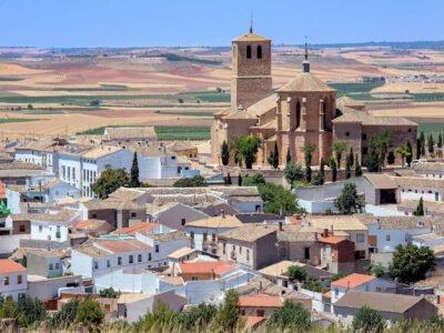 BELMONTE-Pueblo de Cuenca