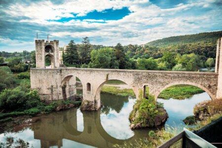 BESALÚ-Pueblo de Girona