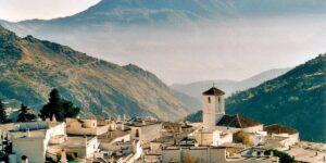 CAPILEIRA-Pueblos más bonitos de Granada