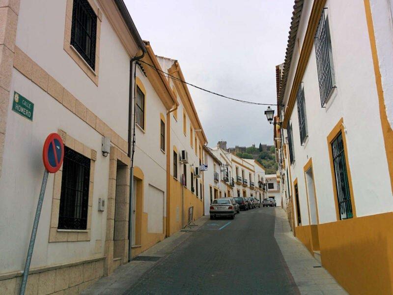 Calles de Almodóvar del Río