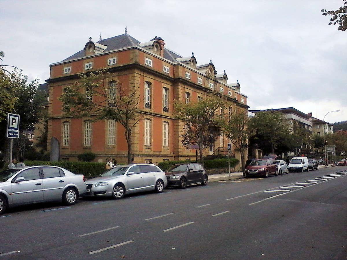 casco-histórico-zarautz-palacio-de-narros