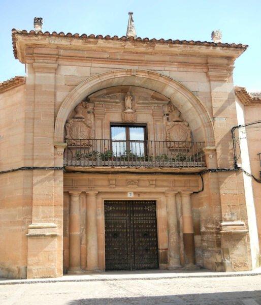 Casa del Arco en Villanueva de los infantes