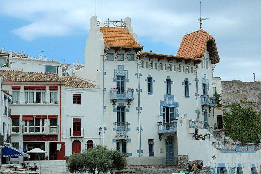 Casas Serinyana en Cadaqués
