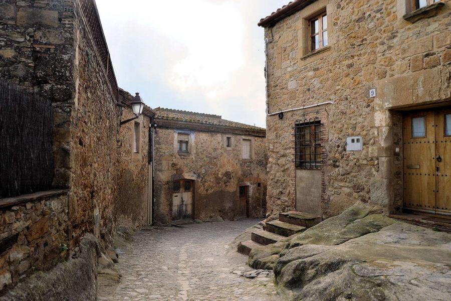 Casco histórico de Peratallada