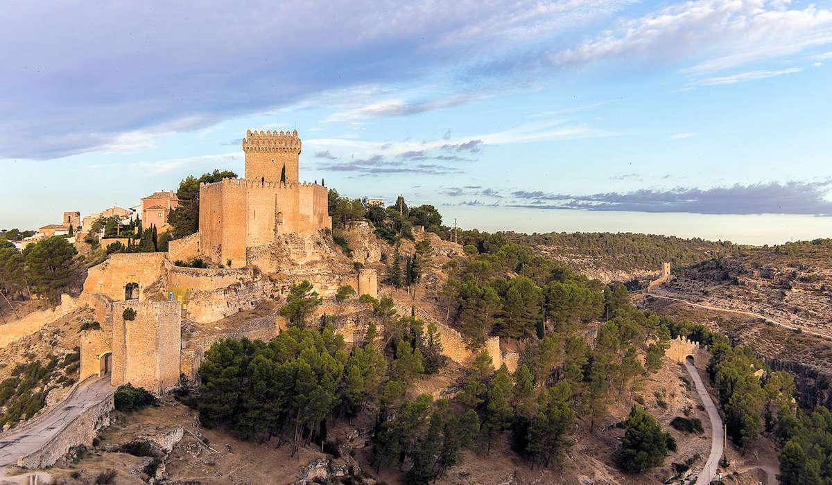 castillo-alarcón-cuenca