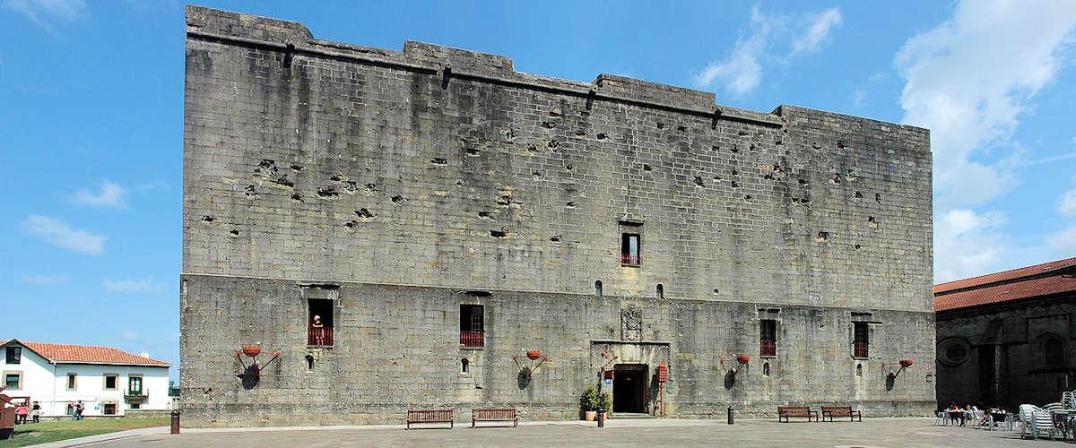 castillo-de-carlos-v-hondarribia-guipuzcoa