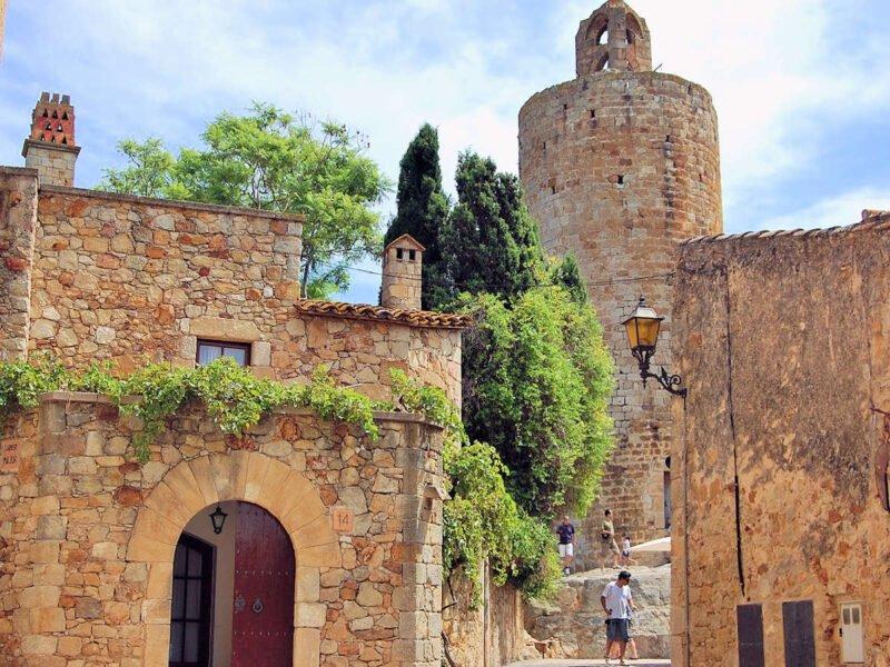 Castillo de Pals