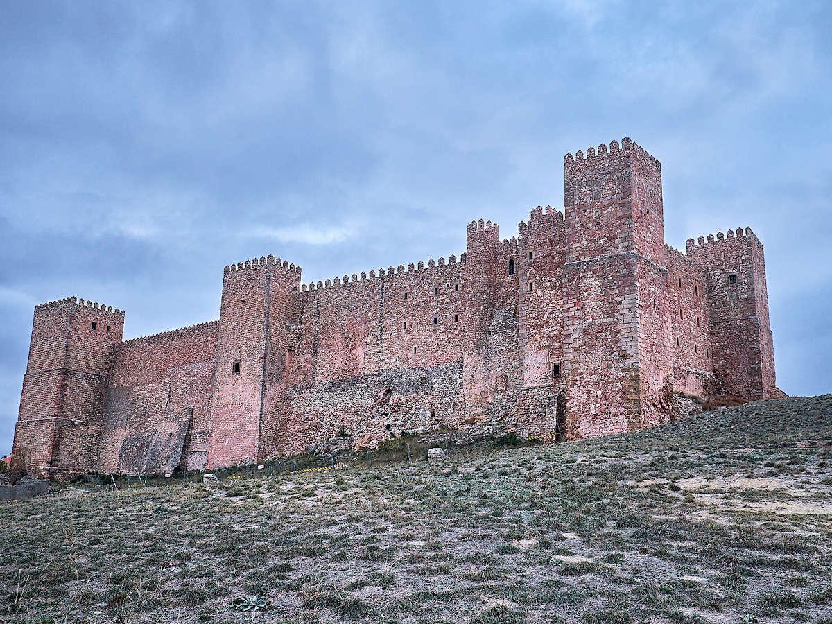 castillo-fortaleza-sigüenza-guadalajara