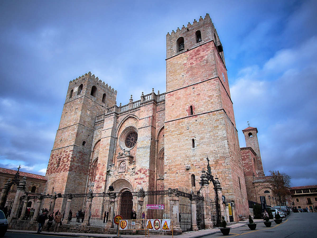 Catedral-Santa-Maria-de-Sigüenza-Guadalajara