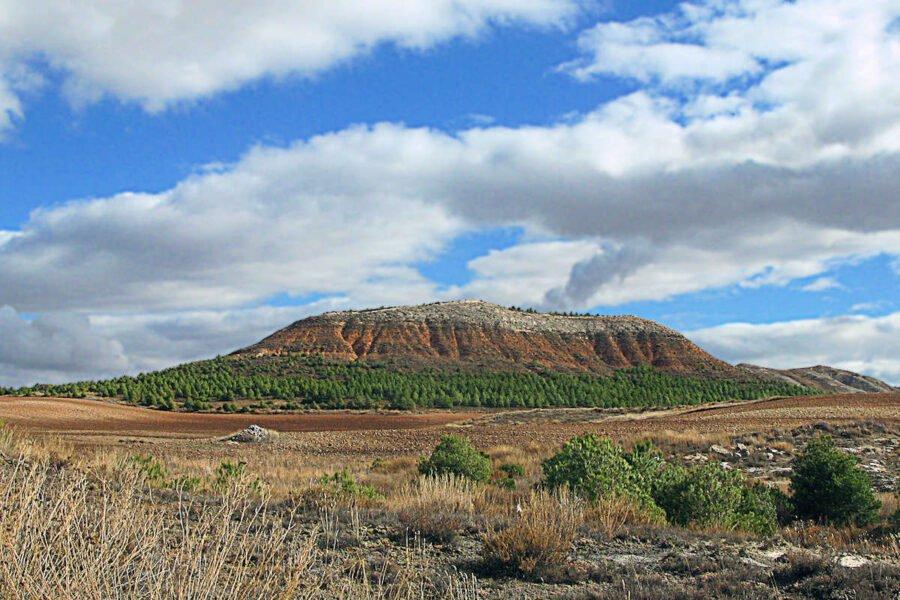 Cerros de la Mudarra