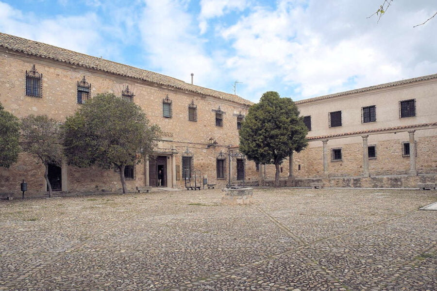 Convento Jesuitas de Belmonte