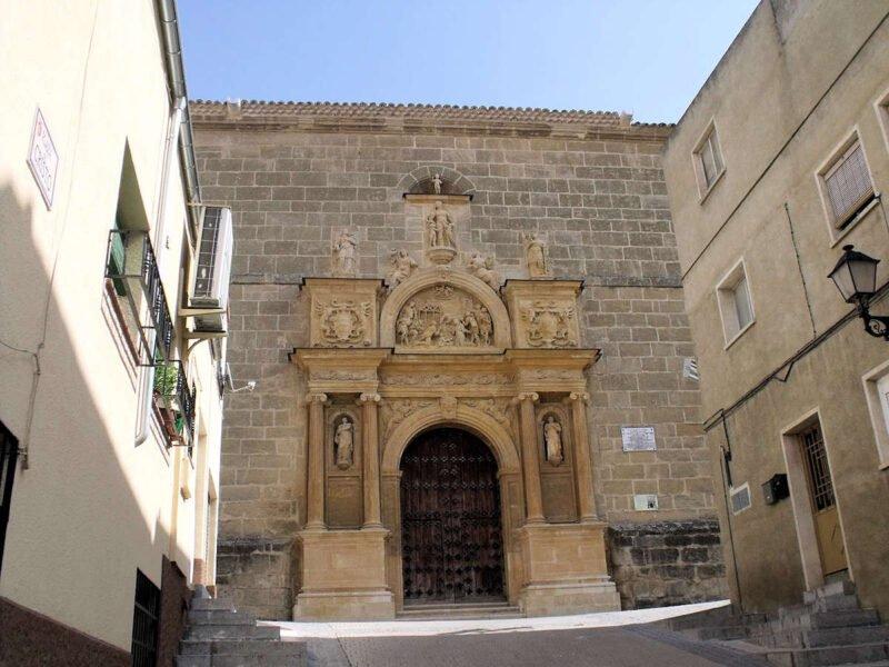 Convento de Jesús y María