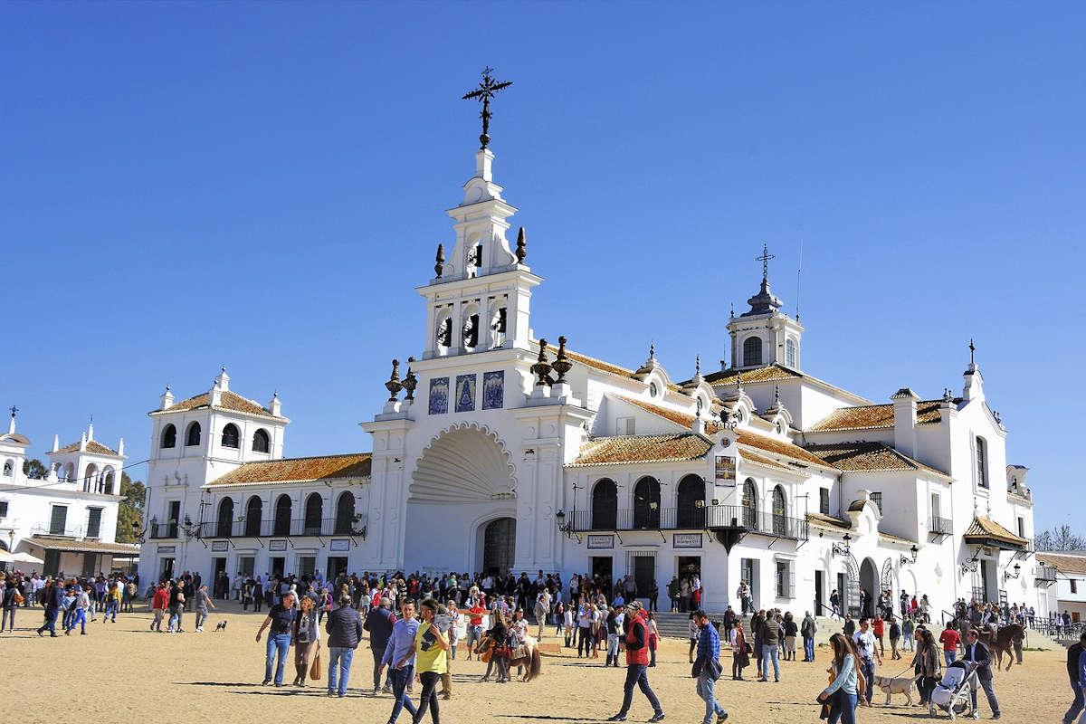 EL ROCÍO Y ALMONTE-Pueblos de Huelva