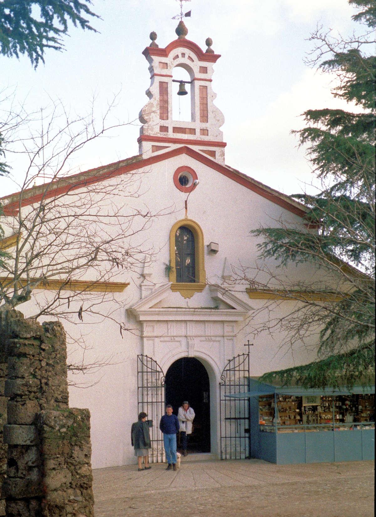 Ermita-Nuestra-Señora-Reina-de-los-Angeles-Alájar-Huelva