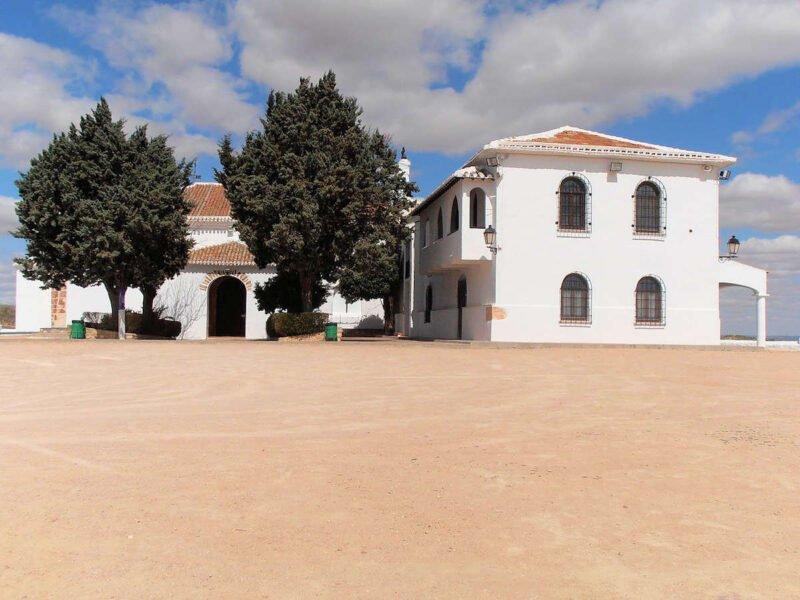 Ermita Virgen de Criptana