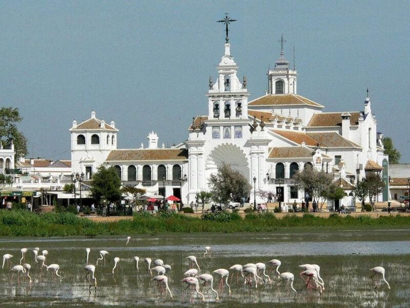 Ermita de la Virgen del Rocío