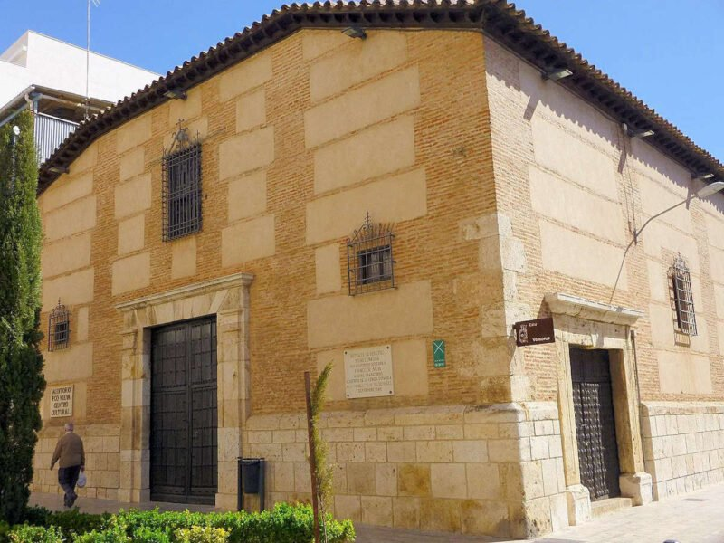 Ex Ermita de la Cruz