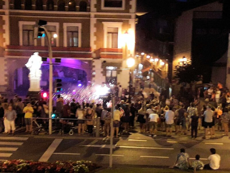 Festividades en Getaria