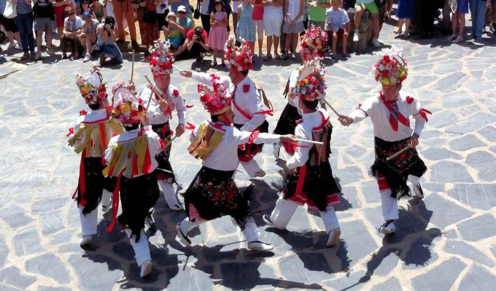 Festividades en Valverde de los Arroyos