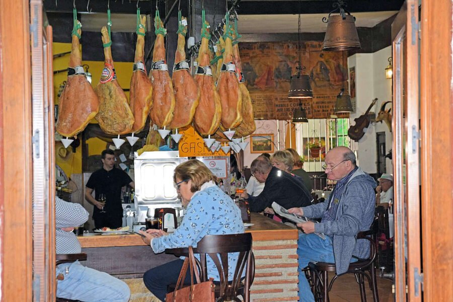Gastronomía en Almuñécar