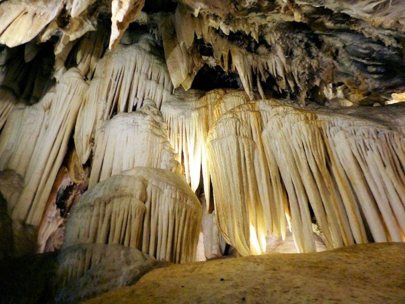 Gruta de las maravillas en Aracena