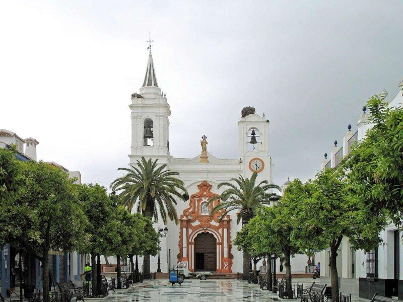 Iglesia Nuestra Señora de la Asunción en Almonte