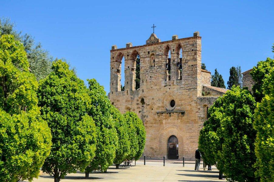 Iglesia San Esteban de Peratallada
