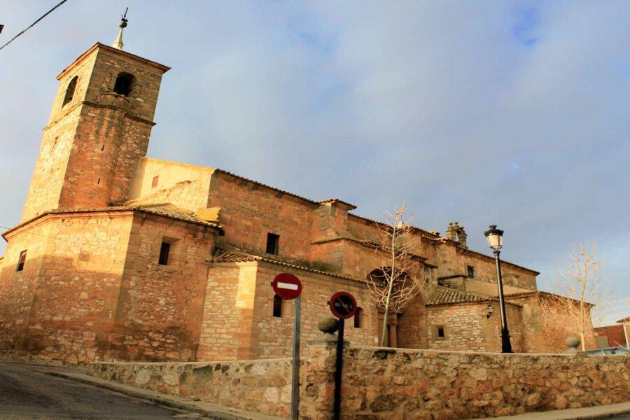Iglesia de Mota del Cuervo