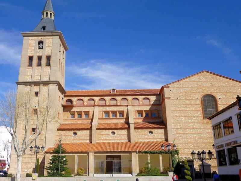 Iglesia de Nuestra Señora de la Asunción en Campo de Criptana