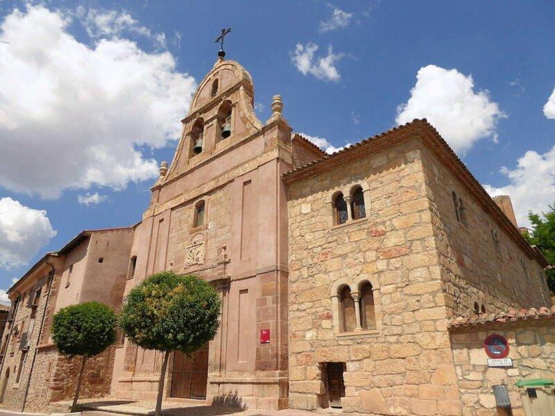 Iglesia de San Felipe en Molina de Aragón