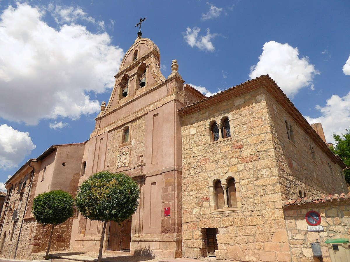 Iglesia-Santa-Clara-Molina-De-Aragón-Guadalajara