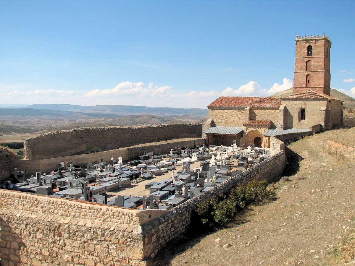 iglesia-santa-maría-de-rey-en atienza-guadalajara